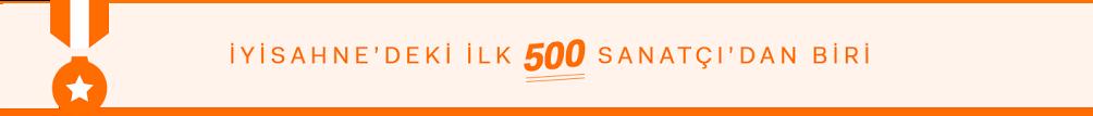 ilk 500 sanatçı