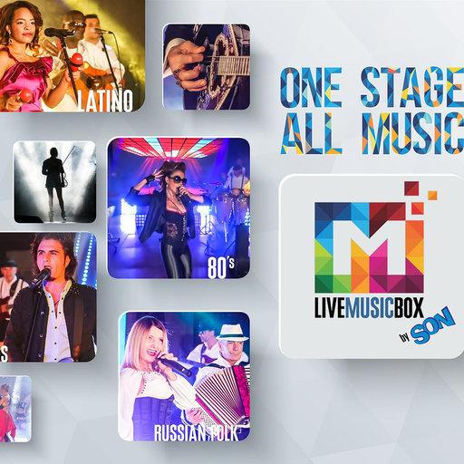 Live Music Box